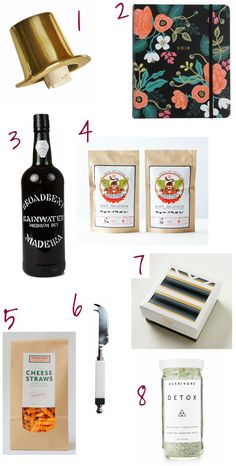 Holiday Gift Guide: Idea for the host and hostess | Scotch and Nonsense