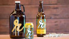 Graphic and Packaging Design Bits & Bobs Indian Pale Ale / World Brand & Packaging Design Society Beer Packaging, Beverage Packaging, Brand Packaging, Beer Label Design, Watermark Design, Belgian Beer, Packaging Design Inspiration, Craft Beer, Brewing