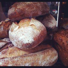 Artisan bread from Gail's - Soho