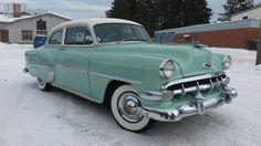 1954 Chevy 2dr sedan