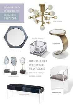 A Sophisticated Wedding Registry for the Modern Bride We are so excited to announce the second interior design geared wedding registry collection curated by cel