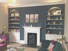 Image result for alcove cupboards