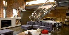 contemporary loft conversion
