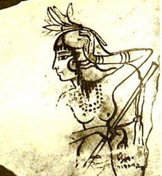Ostracon from Deir el Medina - Musician