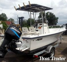 For sale: 2000 Mako 191 Center Console in South Windsor, CT. $12,995. This boat is ready for big fish.