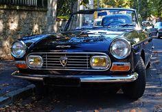 Peugeot 404 cabriolet by pierre m, via Flickr