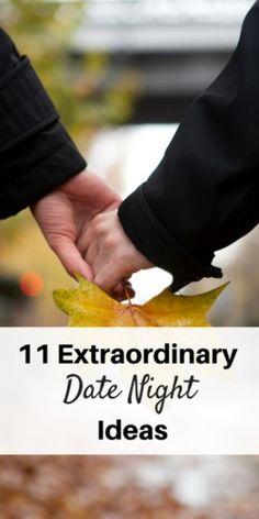 11 Extraordinary Date Night Ideas! AD