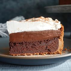 """2,507 Likes, 29 Comments - NYT Food (@nytfood) on Instagram: """"Mississippi mud pies come in all shapes and sizes: No two are exactly alike. They can have one…"""""""