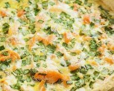 Recette de Tarte rustique au saumon Cantaloupe, Fruit, Quiches, Food, Cooking Recipes, Essen, Meals, Pies, Yemek