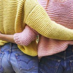 Nolita Sweater - Sweaters - Knitting kits