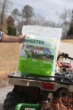 Bagster for all your dumping needs :)