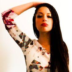 "37 Me gusta, 3 comentarios - Jahsmine Sara Indigo (@jazzmine.s) en Instagram: ""Rasta Woman #rasta #rastafarian #rebel #woman #jamaican #braids #afro #hair #natty #dread…"""