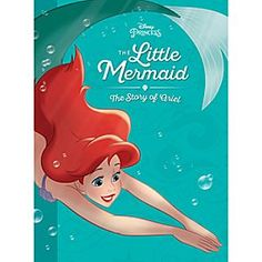 The Little Mermaid: The Story of Ariel Book   Disney Store This collectible…