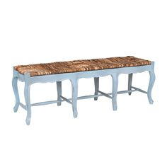 The Kukoc Woven Top Bench is the ultimate style piece for your indoor or outdoor decor project. Made with Mahogany combined with its Rattan woven material, this product from Indonesia is great for any home décor lover.