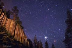 4a750c75107 Picture of Eastern Sierra -Devils Postpile National Monument - Jupiter  taken in Eastern Sierra by Wally Pacholka