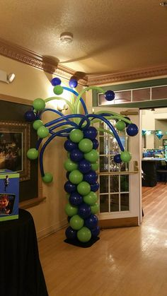 Decoration Party Balloon Decorations Entrance Decor Floor Orlando Florida Carnival