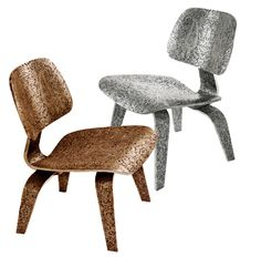 If It's Hip, It's Here: eames chair