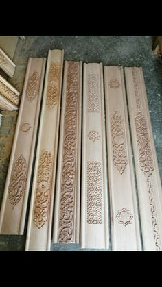Cnc Plasma, Luxurious Bedrooms, Master Bedroom, Wall Decor, Luxury, Decoration, Furniture, Home Decor, Rollers
