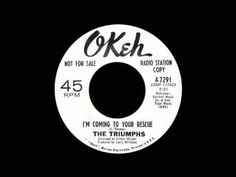 DL ▶ The Triumphs - I'm Coming To Your Rescue - YouTube