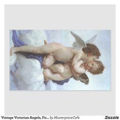 William Adolphe Bouguereau, Victorian Angels, Victorian Art, Joan Miro Paintings, Cherub Tattoo, Kiss Tattoos, Kiss Painting, Angel Drawing, Dark Art Drawings