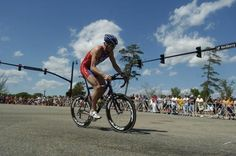 Can Andy Potts come back and win the Toyota Cup triathlon series?