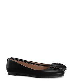 LOWELL BALLET FLAT black size 8