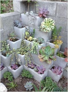 10 Awesome Ideas to Design a Cinder Block Garden | Peaceful Resistance, Sustainable Living, and Practical Preparation for Challenging Times Ahead