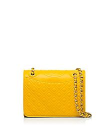 Pineapple Tory Burch Fleming Medium Bag