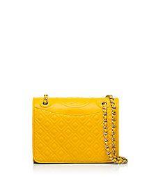 Pineapple Tory Burch Fleming Medium Bag