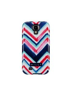 Milly Chevron Samsung Galaxy S 4 Phone Case, by Case Mate at Gilt $25 Click and win a Samsung Galaxy S IV #samsung #galaxy #s4