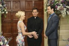 """YOUNG & HUNGRY - """"Young & Thirty (and Getting Married)"""" - Josh and Caroline's wedding is unexpectedly moved up and everyone is freaking out   Young and Hungry Star Emily Osment talks """"The"""" Wedding Season Finale, Rescue Dogs, Rex Lee and being a Foodie #ABCFamily #YoungandHungry #Interview  http://www.redcarpetreporttv.com/2014/08/27/young-and-hungry-star-emily-osment-talks-the-wedding-season-finale-rescue-dogs-rex-lee-and-being-a-foodie-abcfamily-youngandhungry-interview/"""