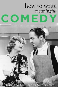 How To Writing Meaningful Comedy