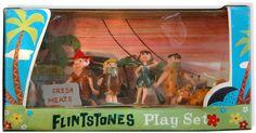 Flintstones Playset