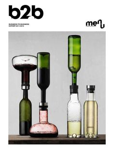 Carafe to decant and refreshing glass/silicone/ stainless steel. Very ingenious, the refreshing decanter designed by the Norm Architects for Menu is Wine Carafe, Decanter, White Wine, Red Wine, Design3000, Shops, Wine Bottle Labels, Christmas Gift Guide, Home Decor Items