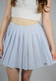 Vintage Lacoste Tennis Skirt