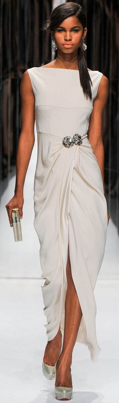 Jenny Packham Spring Summer 2013 Ready-To-Wear Collection: