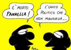 SannioComic: Marco Pannella R.I.P.