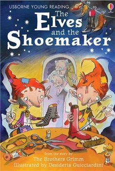 The Elves and the Shoemaker • English Wooks