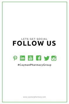 Follow us around!