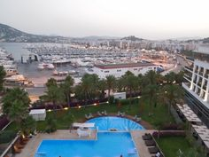 Aguas De Ibiza, Santa Eulalia, Ibiza.