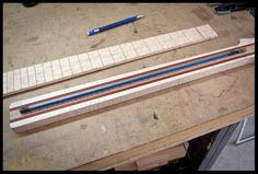 How To Install A Truss Rod And Fretboard