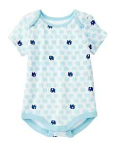9e57f8d51 3-6 Elephant Bodysuit at GYMBOREE 2015 Toth & Dixon babies Cute Outfits For  Kids