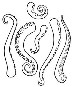 ursula coloring pages 03 Coloring Pinterest Ursula