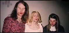 Mark Lanegan (Screaming Trees), Kurt Cobain, and Dylan Carlson (Earth). Donald Cobain, Kurt Cobain, Any Music, Music Is Life, Mark Lanegan, The Lost World, Those Were The Days, Janis Joplin, Amy Winehouse