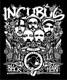 34 best incubus images on pinterest brandon boyd music and