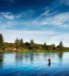 De abril a septiembre, llega la temporada de Pesca en Islandia - http://vivirenelmundo.com/de-abril-septiembre-llega-la-temporada-de-pesca-en-islandia/2947