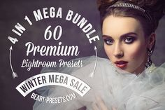 40% OFF Lightroom Presets 4 in 1 Mega by LightroomPresetBEART