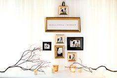 Molduras para decorar seu casamento