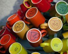 mug wedding favor