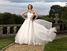 Designer Wedding Dresses – Gowns | Couture Dresses | Manchester ...